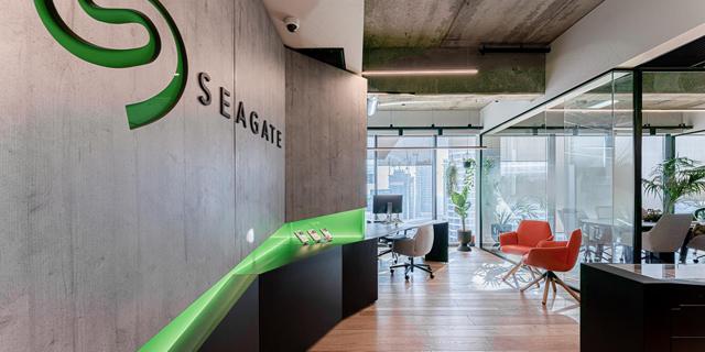 ענקית האחסון סיגייט פותחת מרכז חדשנות בתל אביב
