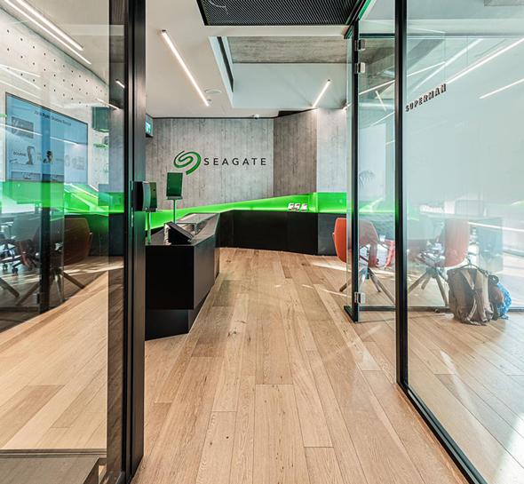 מרכז החדשנות החדש של סיגייט בתל אביב