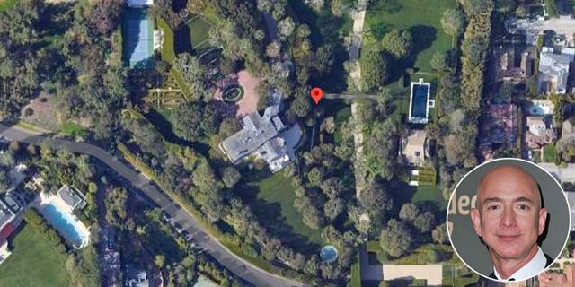 ג'ף בזוס רכש את האחוזה הכי יקרה בבוורלי הילס ב-165 מיליון דולר