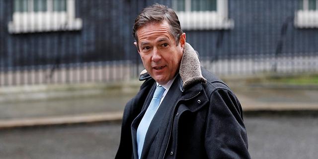 """חקירה בבריטניה נגד מנכ""""ל ברקליס - לא חשף את כל פרטי קשריו עם אפשטיין"""