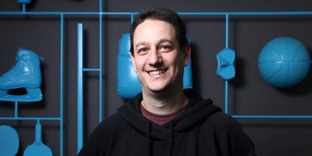 Co-founder Daniel Shichman. Photo: Orel Cohen