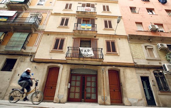 דירות להשכרה airbnb בברצלונה יישארו ריקות