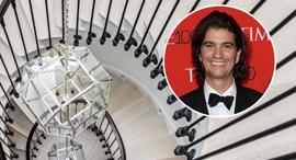 אדם נוימן וגרם המדרגות בטריפלקס, צילום: compass