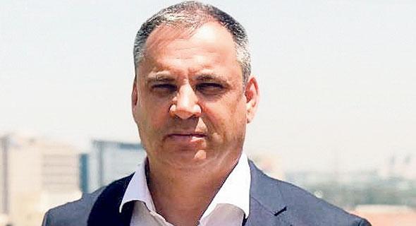 צחי הרץ מנהל מחלקת נדלן של מגדל ב ישראל