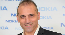 """שלומי אנג'י סמנכ""""ל טכנולוגיות נוקיה ישראל, צילום: LOOK צלמים"""