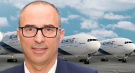 גונן אוסישקין מנכל אל על אל על בואינג 777 שמות מטוסים, צילום: אל על , SIVANFARAG