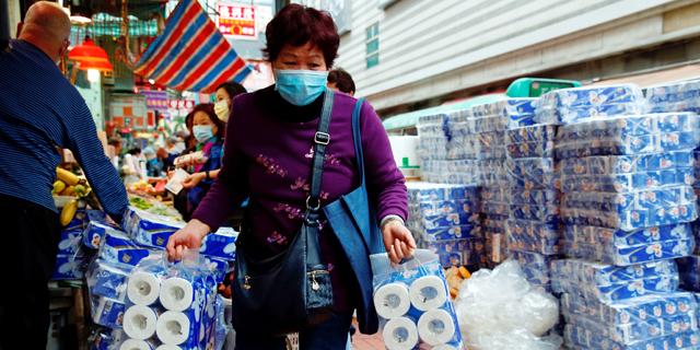 התפשטות הקורונה בסין הביאה לירידה של 25% בפליטת גזי החממה