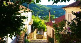 העיירה טאורה, צילום: Comune Teora