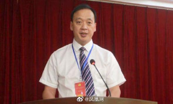 מנהל בית החולים  ליו צימינג