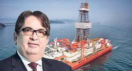 """גדעון תדמור אסדת קידוח גז מפרץ מקסיקו, צילומים: יח""""צ, LLOG Explortaion"""