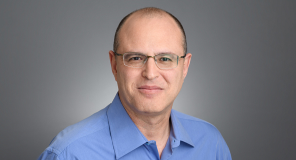 Doron Frenkel, Driivz founder and CEO. Photo: David Garb