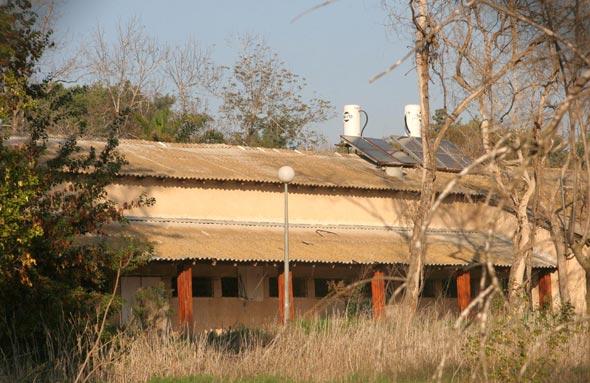 מתחם בית הנערה בהוד השרון. לתל אביב יש זכויות ל־600 דירות