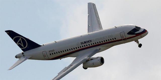 התרסקות כואבת: מטוס הדגל הרוסי שאף אחד לא רוצה לקנות
