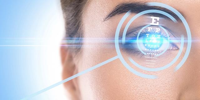 עומדים רחוק - רואים קרוב : סטארט-אפ ישראלי עושה מהפכה בתחום רפואת העיניים