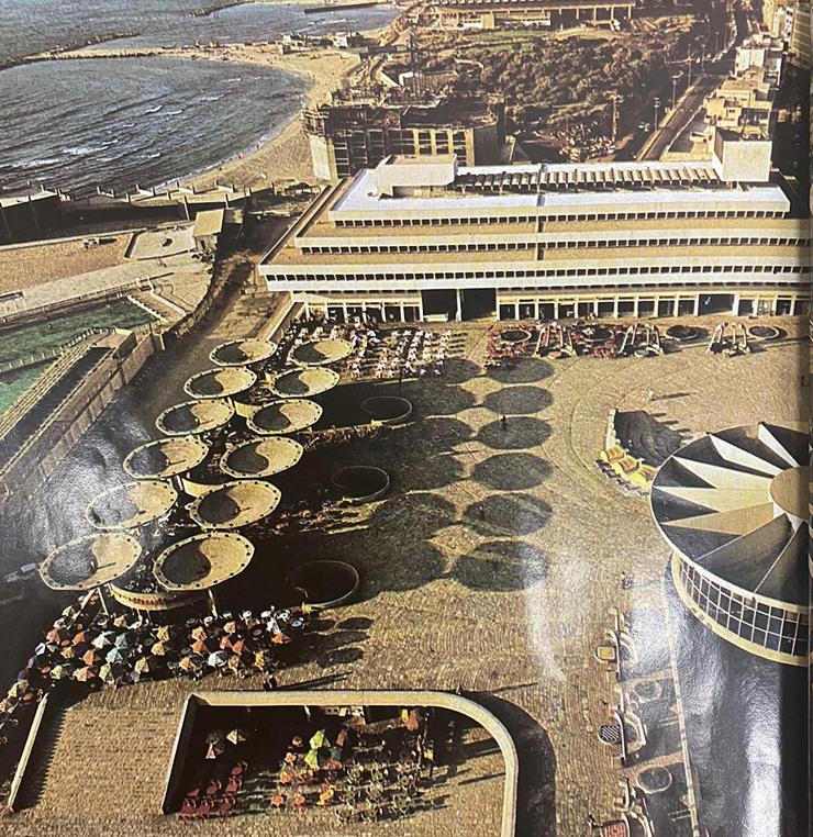 מגזינים וכתבי עת מהעולם הרבו לכתוב על הכיכר החדשנית והנועזת של תל אביב, צילום: L