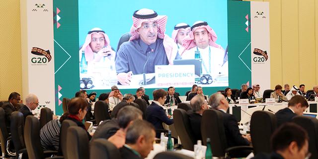 """ארה""""ב נכנעה: הצהרה לפיה לשינויי אקלים יש השלכות על היציבות הכלכלית תצורף להודעת פורום ה-G20"""