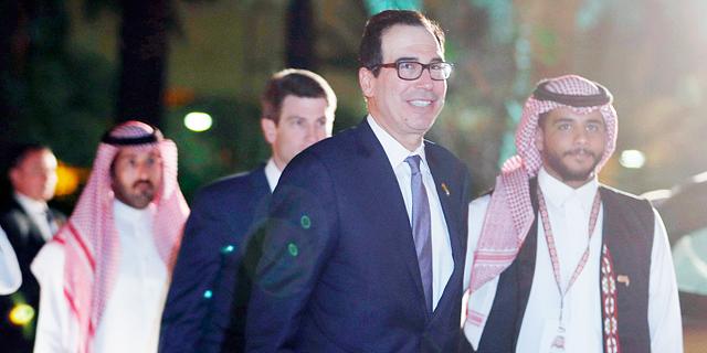 SoftBank, Saudi Arabia's PIF backing Steven Mnuchin's $2.5 billion private equity fund