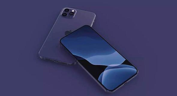 אייפון 12 עיצוב מקדים