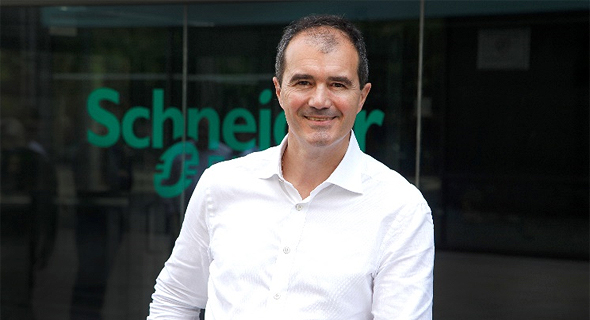 Senior vice president of innovation partnerships at Schneider Electric Jean-Louis Stasi. Photo: Schneider Electric