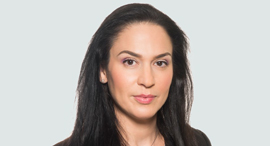 CEO of Leumitech Yifat Oron. Photo: Yoram Reshef