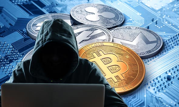 Ransomware attacks demand victims pay in Bitcoin. Photo: Shutterstock