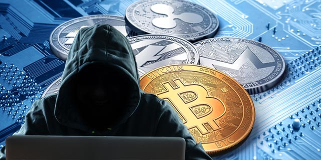 Bitcoin scam. Photo: Shutterstock