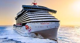 אניית קרוז שיט חופים Virgin Voyages וירג'ין ליידי סקארלט 1 , צילום: Virgin Voyages