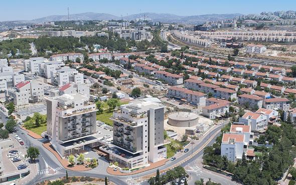 פרויקט MORE אריאל. תמהיל דירות מגוון בהתאם לתקציב ולצרכי הדיירים