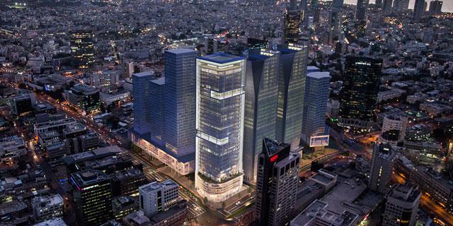 """פתאל שכרה שלוש קומות משרדים במגדל אקרו נדל""""ן בתל אביב"""