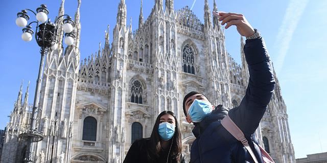 סחרור הקורונה באיטליה: מדיניות מחמירה תחסוך צער מיותר
