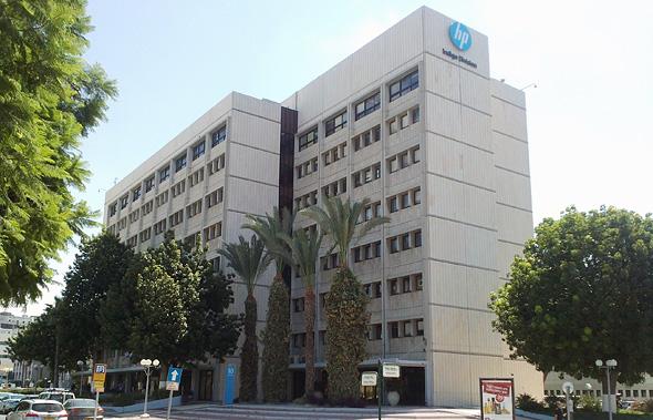 בניין HP אינדיגו בפארק המדע קריית ויצמן, צילום: wikipedia