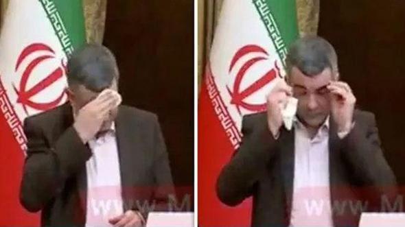סגן שר הבריאות האיראני איראג' הארישי. נדבק בקורונה