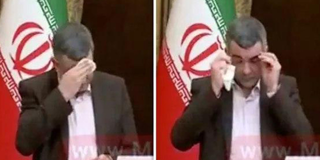 סגן שר הבריאות האיראני איראג