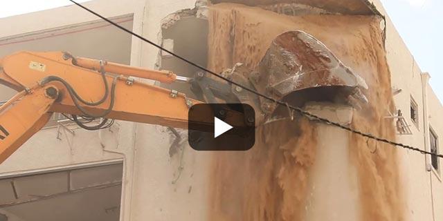 """וידאו חוץ בן שלום יהושע זירת הנדל""""ן, צילום: ענר גרין"""