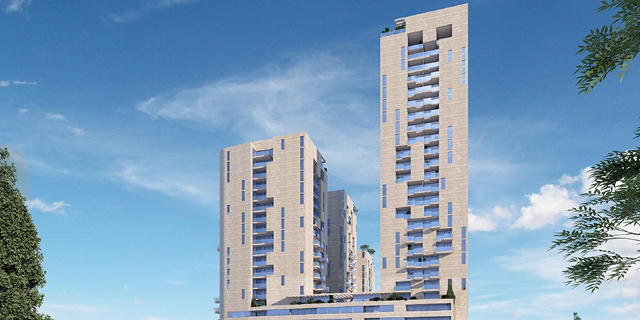 אושרו בירושלים: 340 דירות במגדלים בקטמונים והרחבת מלון אינטרקונטיננטל במרכז העיר