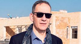 """מנכ""""ל אזורים, רון אבידן, צילום: שלו שלום"""