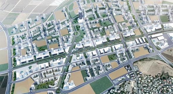 התוכנית לשכונה החדשה