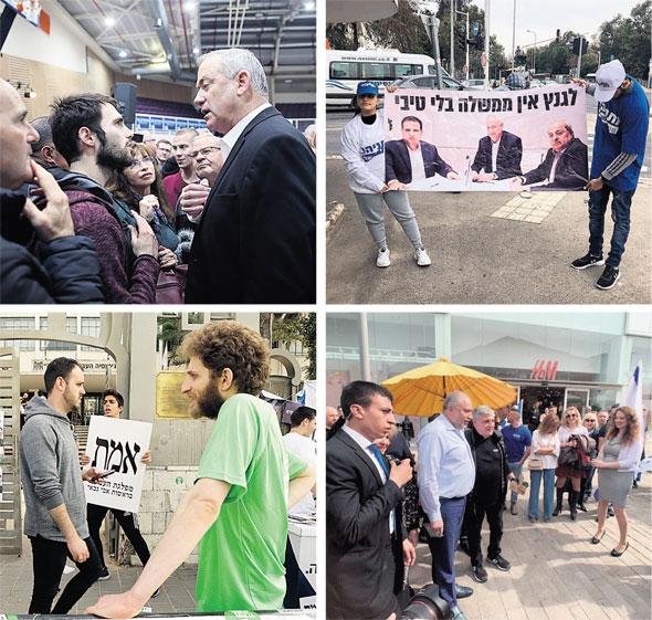 """בחירות ברחובות הערים בישראל. מומי דהן: """"הבוחרים מתוחכמים מכפי שנדמה"""""""