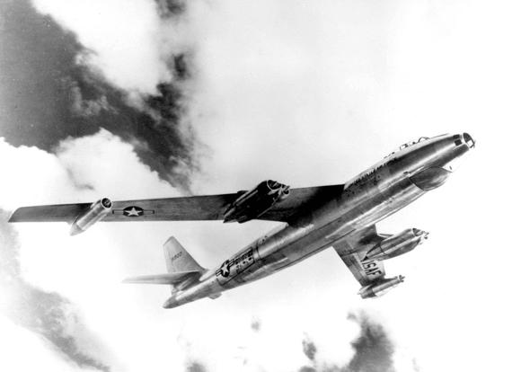 ליגה אחרת. B47, צילום: USAF