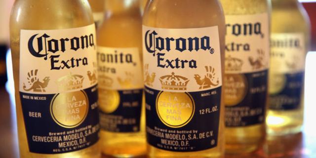 נגמר לבינתיים: הופסק ייצור בירה קורונה במקסיקו