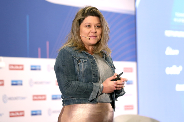 ליהי פינטו פריימן בוועידה