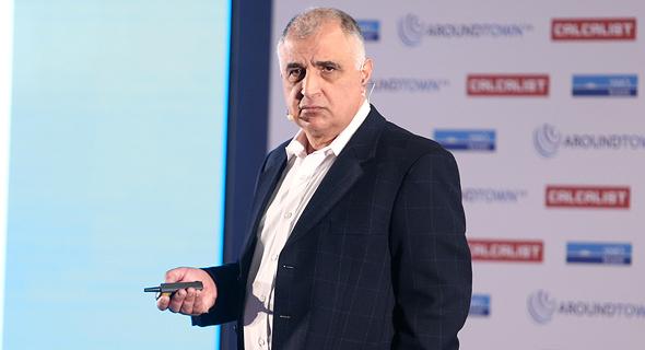 """ניסן כספי, מנכ""""ל IP Innovative Power, בוועידה"""
