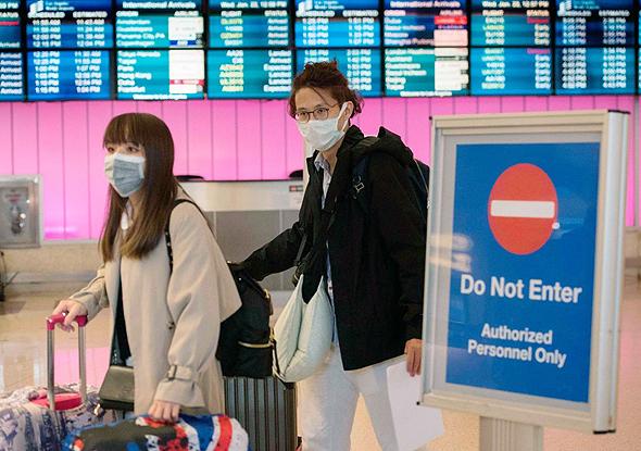 לפני שאתם עולים למטוס, חשוב שתכירו את הסיכונים, צילום: איי אף פי