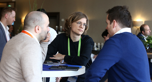 Katrin Pietschmann, head of business development Fielman Ventures. Photo: Orel Cohen
