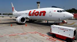 מטוס של ליון אייר האינדונזית, צילום: Reuters