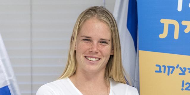 קטי ספיצ'קוב הוכיחה: אסור לה לייצג את ישראל באולימפיאדה