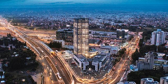 הכניסה כבר ב- 2020: הכירו את מגדל המשרדים להשכרה במיקום הטוב ביותר באזור השרון