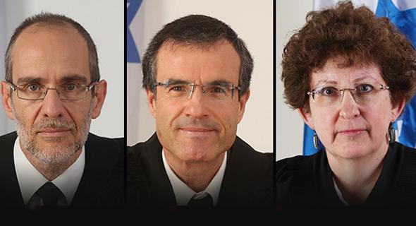 השופטים במשפט נתניהו: רבקה פרידמן -פלדמן,, צילום מסך
