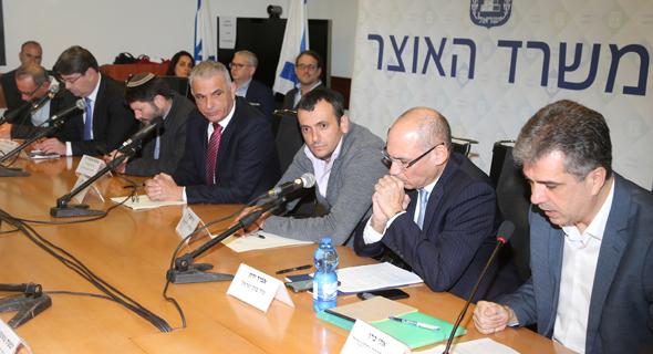 ועדת שרים לטיפול במשבר הקורונה