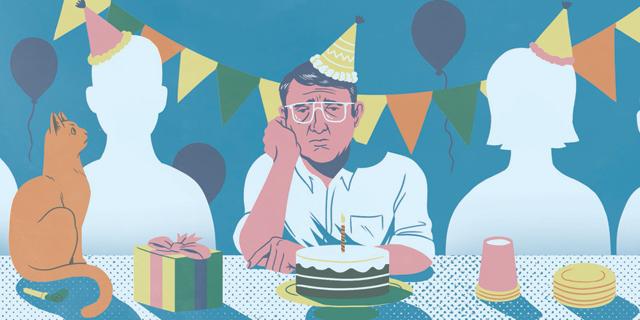 מסיבה בלי משתתפים: המחיר החברתי של השימוש ברשתות החברתיות